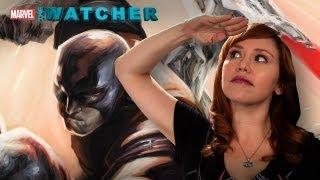 Marvel's The Watch List 10/2 - Blue Marvel Returns!