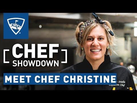 Chef Showdown | Meet Chef Christine | Topgolf