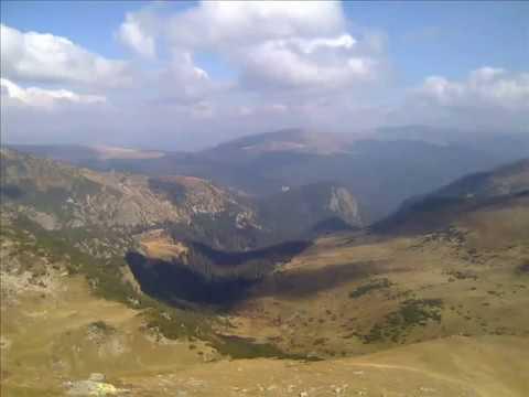 Pasărea Colibri - dealul cu dor - Voineasa, Vidra, Rânca
