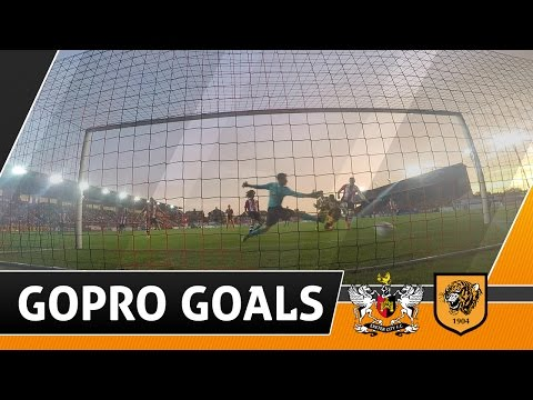 Exeter City 1 The Tigers 3 | GoPro Goals | 23.08.16