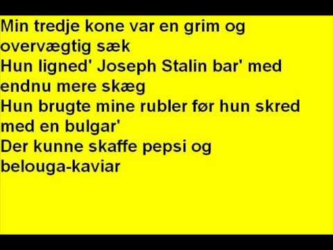Jul På Vesterbro - Min Babushka Lyrics