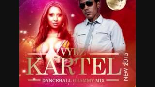 vybes kartel dancehall grammy mix 2015