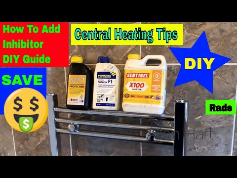 HOW TO INHIBIT A HEATING SYSTEM - Step by Step DIY Guide