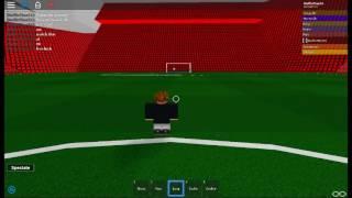 ROBLOX - France Man Utd [MPO] Terrain de football
