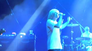"The Charlatans ""Title Fight"" @ Hammersmith Apollo 8th June 2012"