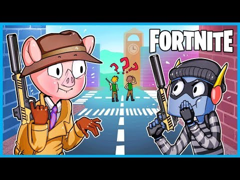 *SNEAKY* STEALTH SPY CHALLENGE in Fortnite: Battle Royale! (Fortnite Funny Moments & Fails)