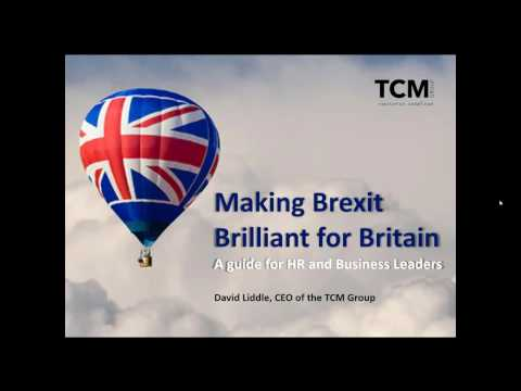 Brexit  The Definitive Checklist for Employers