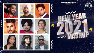 New Year Mashup 2021   DJ BASQUE   Party Mix   Non Stop Punjabi Dj Songs   Punjabi Remix Songs