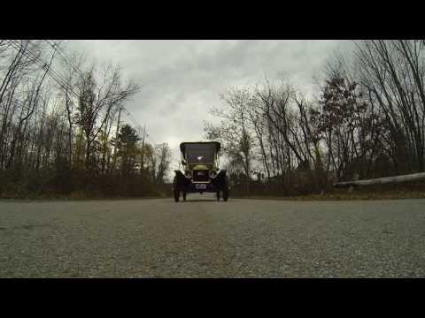 1910 Ford Model T Ride