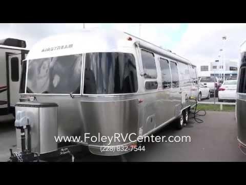 Lastest 2016 Airstream International Serenity 30W Travel Trailer Solar Powered | FunnyDog.TV