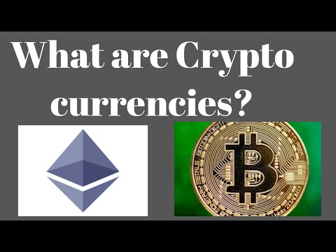 So what are Cryptocurrencies ?  (Fintech , Digital Currency, Blockchain, Bitcoin, Ethereum?)