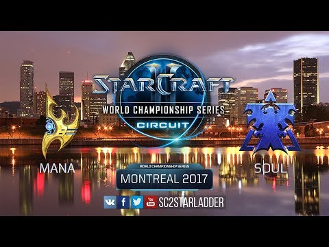 2017 WCS Montreal: MaNa (P) vs soul (T)
