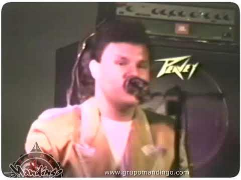 Mandingo - Inicios en los primeros eventos sin discos aun. 1992