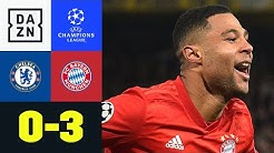 Gnabry und Lewy zerlegen Chelsea: Chelsea - Bayern 0:3 | UEFA Champions League | DAZN Highlights