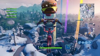 Fortnite has found a hacker?
