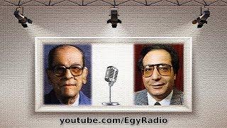 البرنامج الإذاعي׃ شاهد على العصر ˖˖ نجيب محفوظ