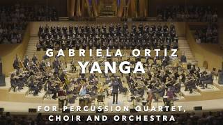 Tambuco, Los Angeles Philharmonic, Gustavo Dudamel / Yanga, by Gabriela Ortiz. World Premiere
