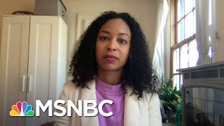 Mara Gay: Trump's Comments On Ventilators For NY Left Me 'Almost Speechless' | Craig Melvin | MSNBC