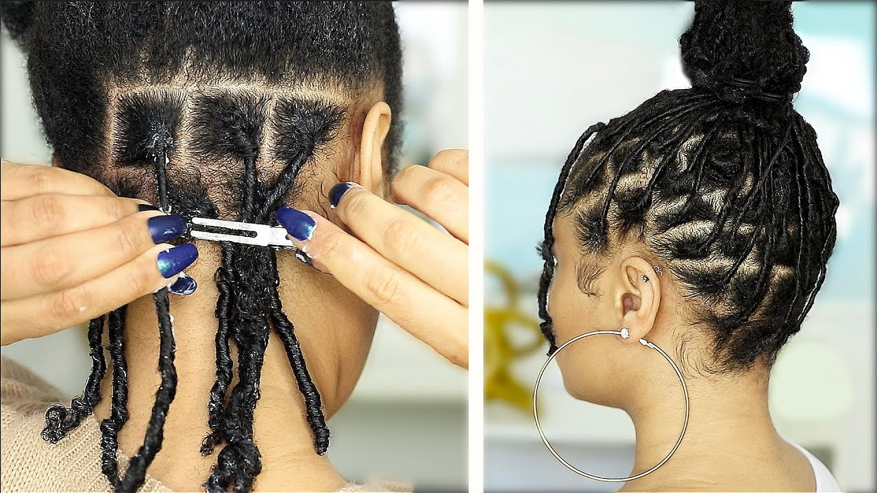 Finger Coils 2020 5 Best Tutorials And Products For Defined Hair