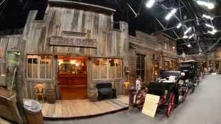 Pike Peak Saloon At The Wild West Ghost Town Colorado Springs