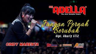 Download Lagu JANGAN PERNAH BERUBAH - CINDY MARENTA - OM ADELLA , MOJOKERTO mp3