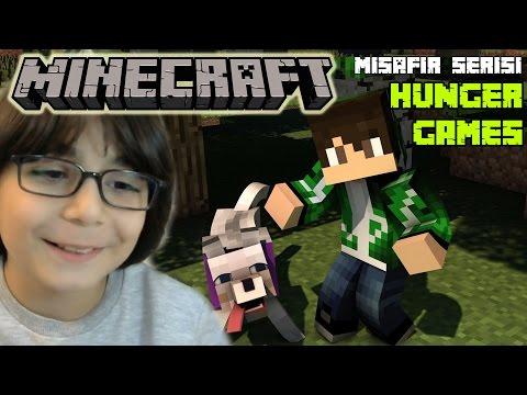 Minecraft Hunger Games - Online Misafirler BKT