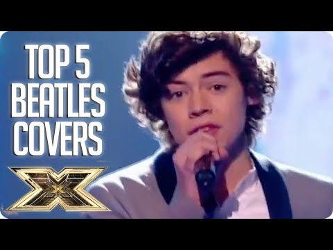 TOP 5 The Beatles Covers   The X Factor UK