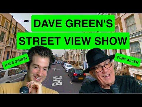 Dave Green's Street View Show - Tony Allen
