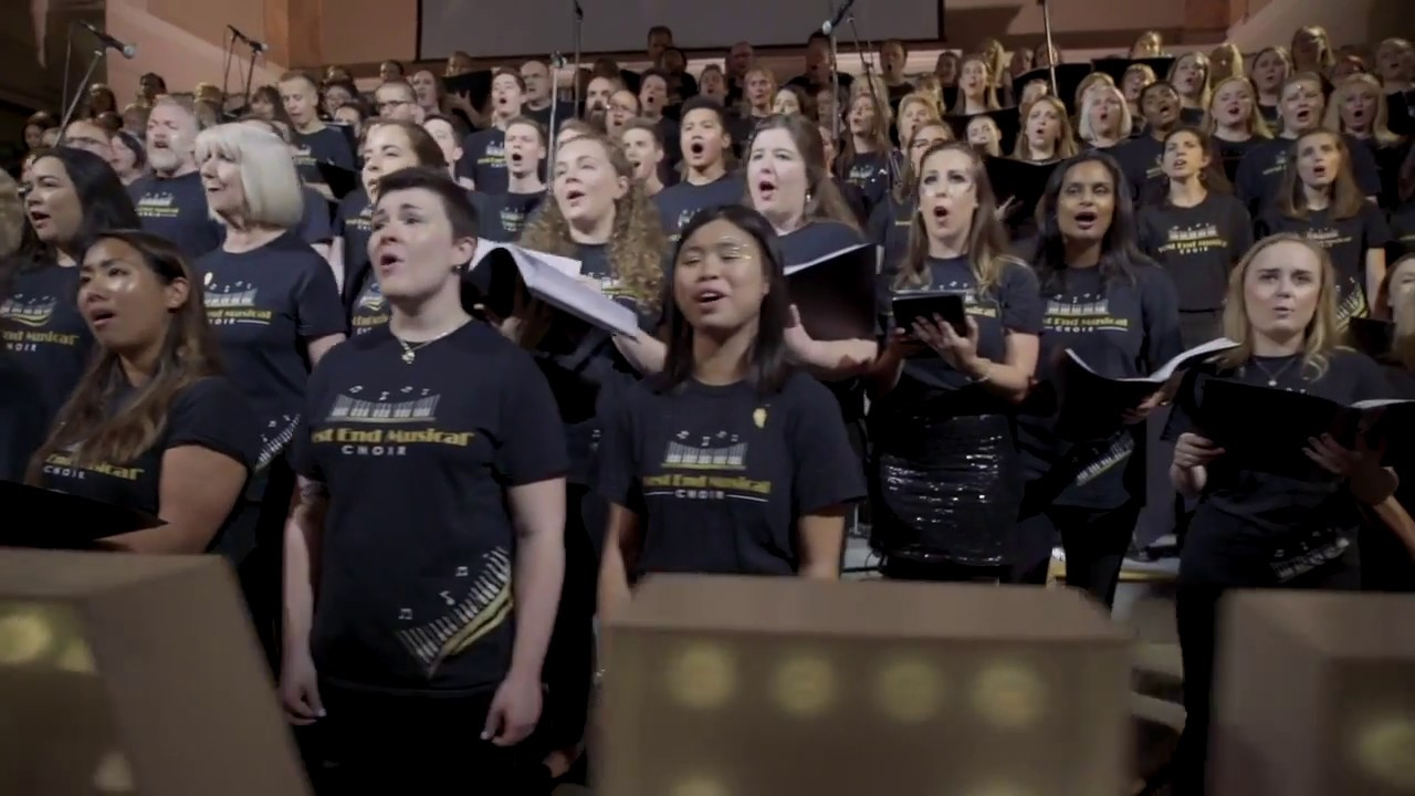West End Musical Choir - London Choir - FREE Taster Session!