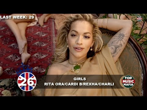 Top 40 Songs of The Week  June 23, 2018 UK BBC CHART