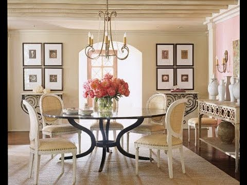 Ideas en decoracion hogar 10 bonitos y elegantes salones - Ideas decorar salon comedor ...