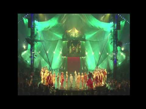 Bows  - Cirque du Soleil Kooza Bandleader