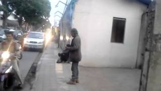 Download Video Penampakan Orang Gila Di Gegerkalong Bandung MP3 3GP MP4