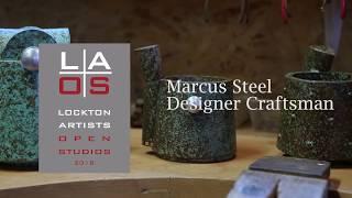 Marcus Steel Designer Craftsman