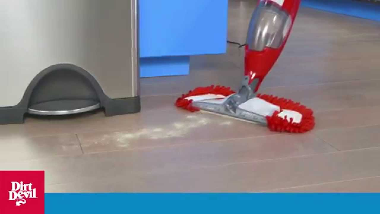Dirt Devil Vac Dust Sd21000 0r Bd21005 Cleaning With Swipes Youtube