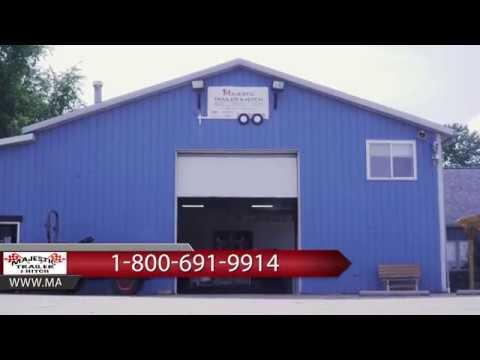 Majestic Trailer & Hitch - Trailer Sales, Parts & Service Akron, Canton Ohio
