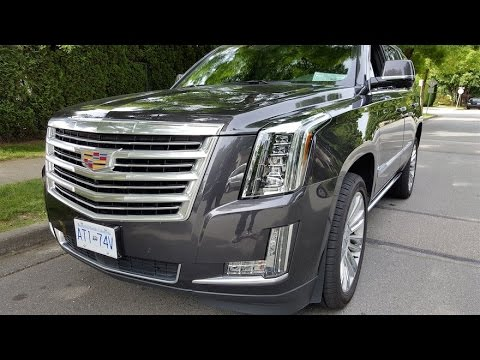 2016 Cadillac Escalade Review--REAL WORLD RESULTS