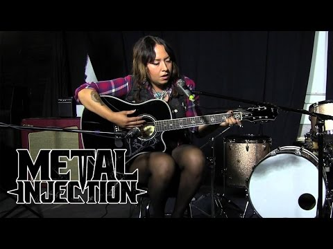 """WINDHAND """"Sparrow"""" Acoustic Live at Gibson Studio NYC 