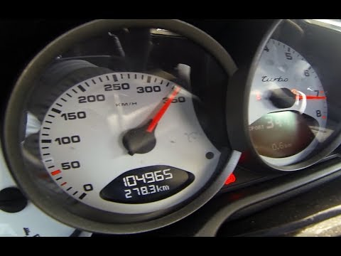 Porsche 9ff 911 997 Turbo 1600HP Acceleration 0-300km/h Extreme Fast #1