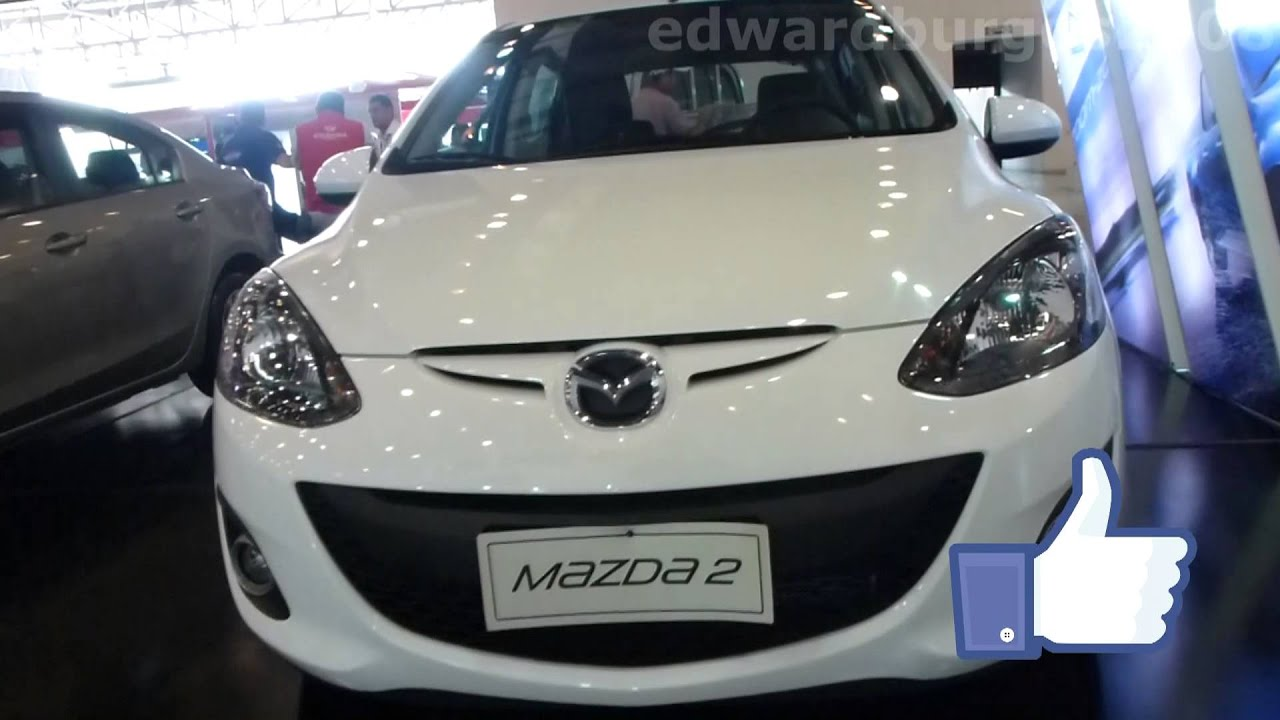 mazda 2 sport 2014 video versión colombia - youtube