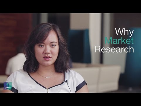 Why Market Research?