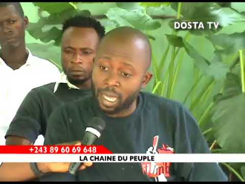 FILIMBI basengi na population ya RDC bazanga te na Marche ya le 21 Janvier 2018