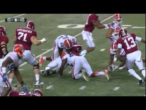 2015 SEC Championship: #18 Florida  versus #2 Alabama 2015 Full Game (Cfedit 60 FPS)