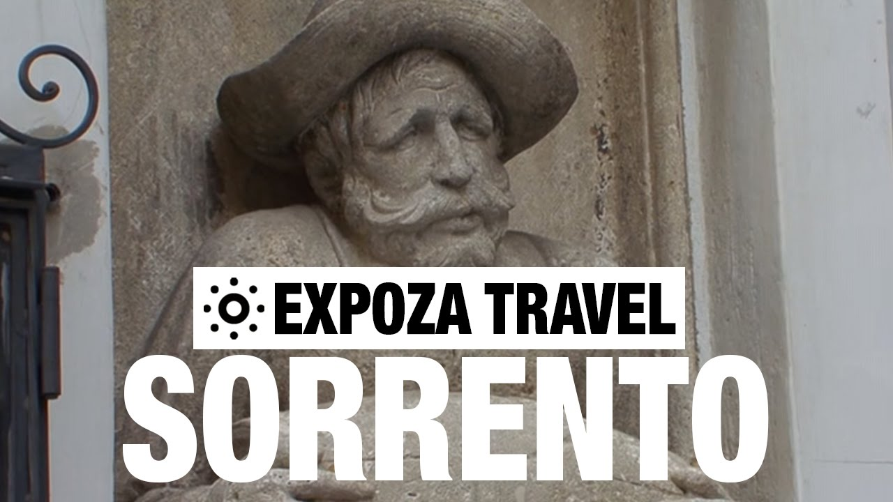Sorrento (Italy) Vacation Travel Video Guide