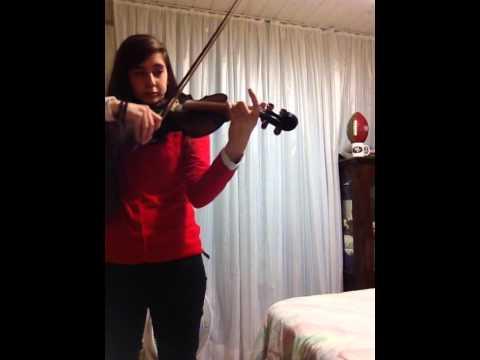 Misty Moutains (violin)