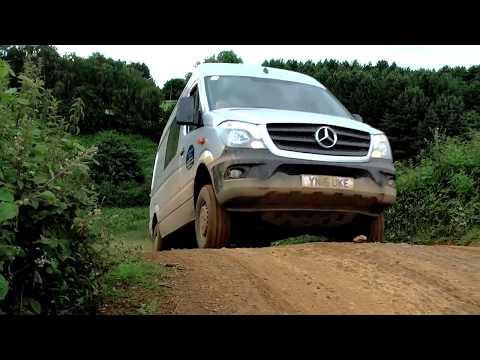 Mercedes-Benz Van Experience LIVE 2017 - Keep Challenging