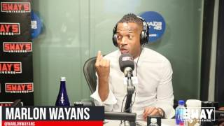 Marlon Wayans on new 'Naked' film and Experience With Son Being In the Hospital