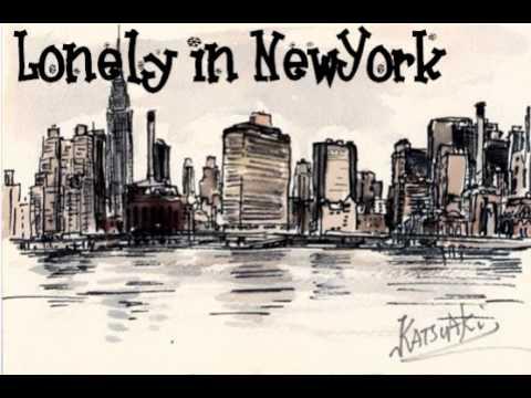 KARAOKE Lonely In NewYork - Sophie Milman F-Minor