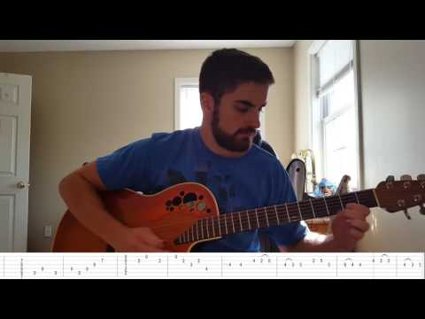 Tenacious D: Classico Guitar Cover (HD With Tabs)