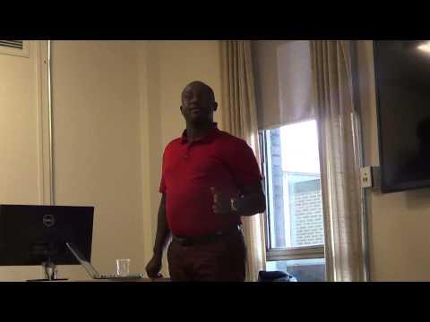 Pius Adesanmi's Brown Bag series talk on African Studies 1